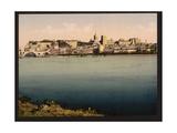 From the Isle de Barthalasse Giclee Print