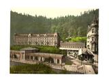 Grand Hotel Pupp, Carlsbad, Bohemia, Austro-Hungary Giclee Print