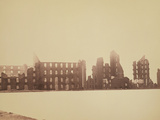 Ruins of Gallego Flour Mills, Richmond, VA Photographic Print