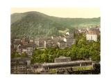 Schlossberg, Carlsbad, Bohemia, Austro-Hungary Giclee Print