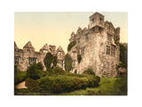 Donegal Castle. County Donegal, Ireland Giclee Print