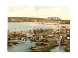 Bundoran. County Donegal, Ireland Giclee Print