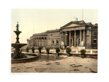 The Art Gallery and Museum, Liverpool, England Giclee Print