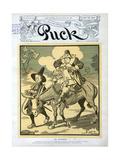 Sir Hudibras Giclee Print