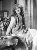 Rose O'Neill, Illustrator and Originator of the Kewpie Doll Photographic Print