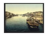 La Greve, Nantes, France Giclee Print
