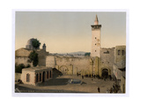 The Gate of the Street Called Straight, Damascus, Holy Land Giclee Print