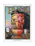 The Political Janus Giclee Print