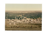 From Sallah, Damascus, Holy Land Giclee Print