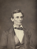 Abraham Lincoln, Presidential Candidate, Head-And-Shoulders Photographic Print
