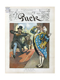 Back on the Job Giclee Print