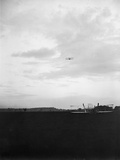 Distant View of Bishop Milton Wright During His First Ride I Photographic Print