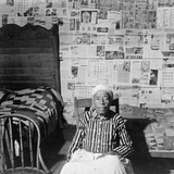Mulatto Ex-Slave in Her House Near Greensboro, Alabama Photographic Print