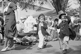 Parade at the Fair, Albany, Vermont Photographic Print