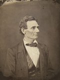 Abraham Lincoln, Presidential Candidate, Half-Length Portrai Photographic Print