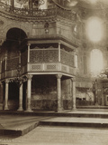 St. Sophie, La Tribune Imperriale Photographic Print