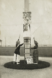Suffrage Campaign Days in New Jersey Photographic Print