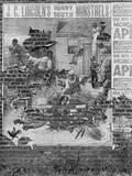 Minstrel Poster, Alabama Photographic Print