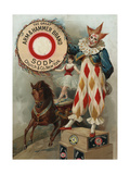 The Great Arm and Hammer Brand Soda. Church and Co., New York Giclee Print