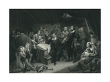 The Pilgrims Signing the Compact, on Board the May Flower, Nov. 11th, 1620 Giclee Print