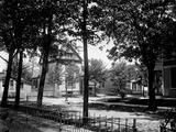 The Wright Home, 7 Hawthorn Street, Dayton, Ohio Photographic Print