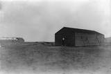 View of the Camp Building at Kitty Hawk from the Northwest Photographic Print