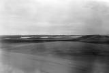 Long-Range View of the Wright Brothers' Camp and Kitty Hawk Bay Photographic Print