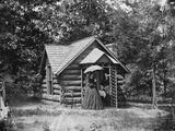 Petersburg, Va. Cottage of Col. Nathaniel Michler Photographic Print