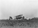 Flight 19 Orville Wright of Wright Brothers Flying Photographic Print