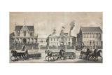 Philadelphia Brewery Giclee Print