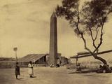 Cleopatra's Needle Photographic Print