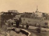 Imperial Yildiz Sarayi (Palace) and Grounds, and the Hamidiy Photographic Print