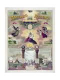 Masonic Record Giclee Print