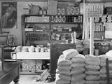 General Store Interior. Moundville, Alabama Photographic Print