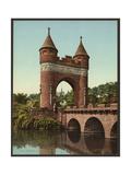 Memorial Arch, Hartford, Conn. Giclee Print