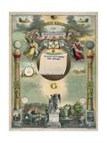 Masonic Register Giclee Print