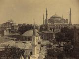 Mosque de Ste. Sophie, Ste. Irene Photographic Print