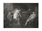 Shakspeare, Antony and Cleopatra Giclee Print