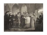 Shakspeare, Merry Wives of Windsor, Act IV, Scene II Giclee Print