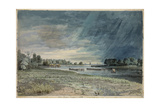 From Grays Ferry Looking South Giclee Print