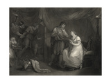 Shakespeare - Troilus and Cressida, Act V, Scene II Giclee Print
