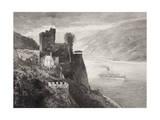 Burg Rheinstein Giclee Print