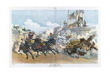 The Chariot Race Giclee Print