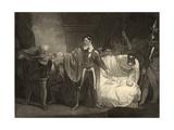 Shakespeare, Winter's Tale, Act II, Scene III Giclee Print