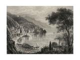 Amalfi. the Pearl of the Mediterranean Giclee Print
