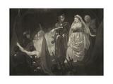 Shakspeare, King Henry the Sixth, Act II, Scene III Giclee Print