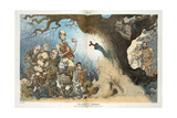 The Sword of Theodore Giclee Print