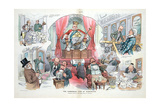 The Commercial Club of Washington Giclee Print
