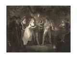 Shakespeare, as You Like It, Act V, Scene IV Giclee Print