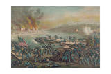 Battle of Fredericksburg, American Civil War Giclee Print